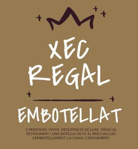 xec regal embotellat